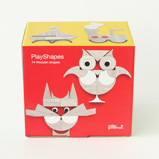Toy PlayShapes