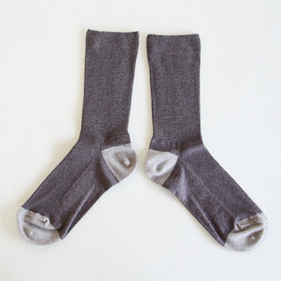 Men Furrow pattern Socks