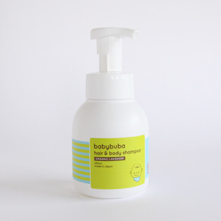 babybuba Hair and Body Shampoo
