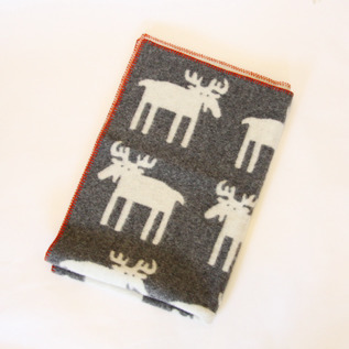 halfblanket moose darkgrey