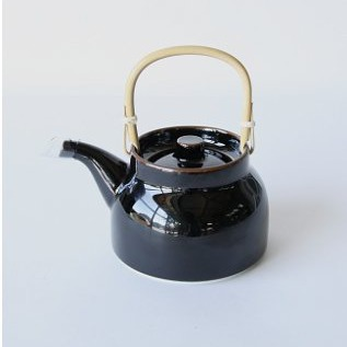 Basic earthenware teapot Tenmoku