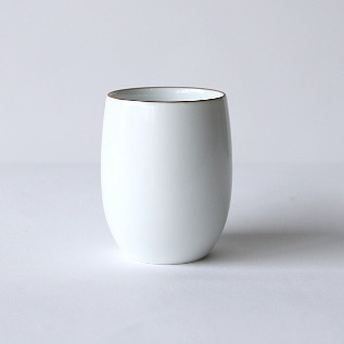 BASIC TEACUP WHITE