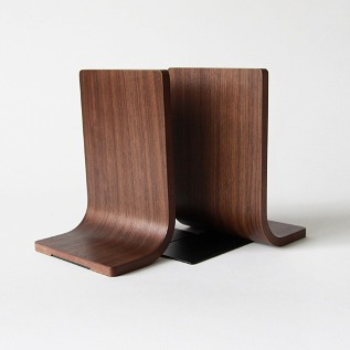 Book stand Walnut