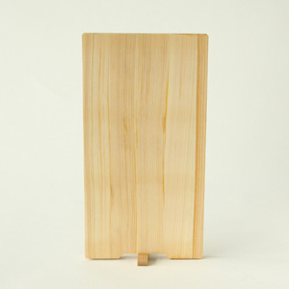 Cutting board with stand M