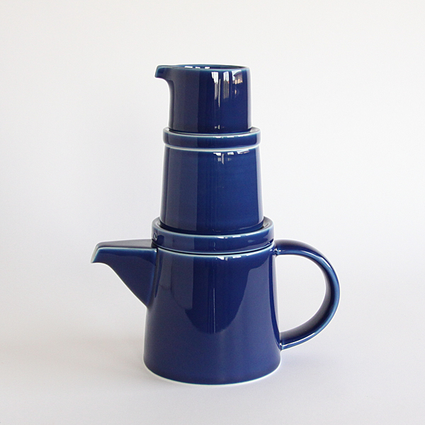 M-type tea pot set
