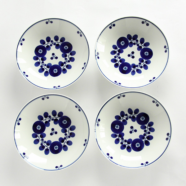 Bloom Bouquet free dish four sets