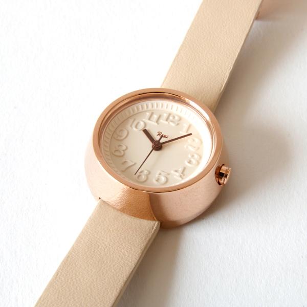 特徴:「ALBA リキ腕時計 AKQK425 ベージュ」