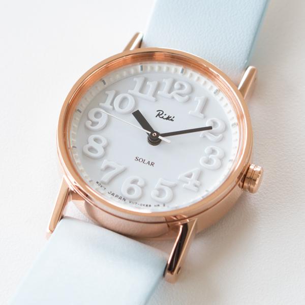 ALBA リキ腕時計 SOLAR AKQD033