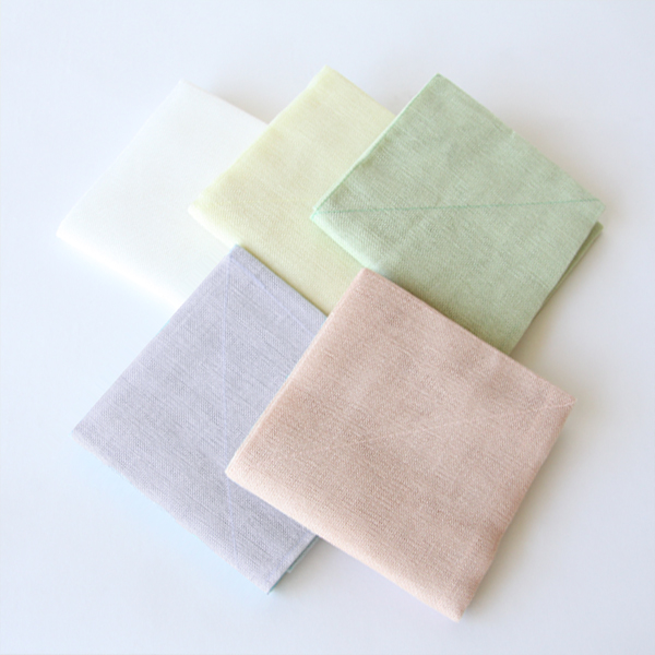 Kitchen cloth set of 5 Hana fukin