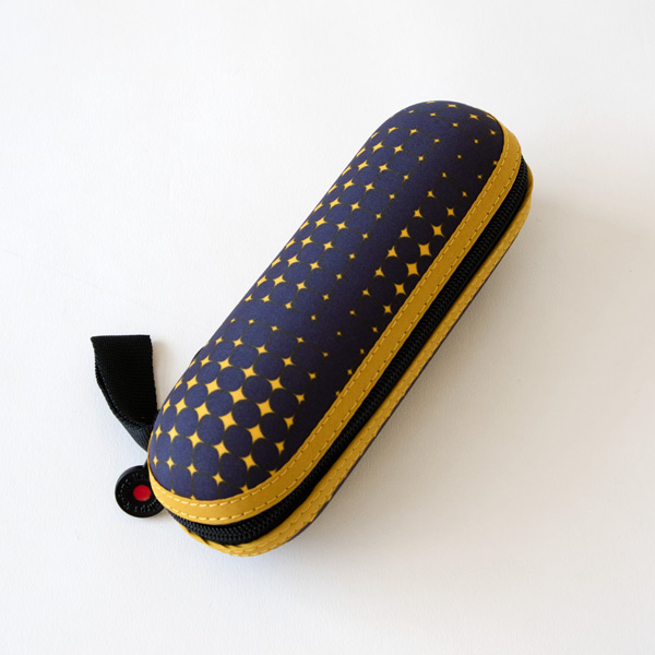 FOLDING UMBRELLA X1 STARS NAVY