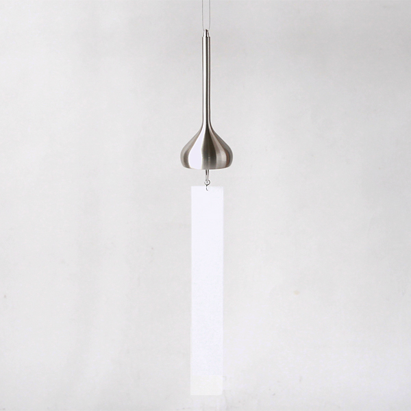 Wind chimes Onion Silver