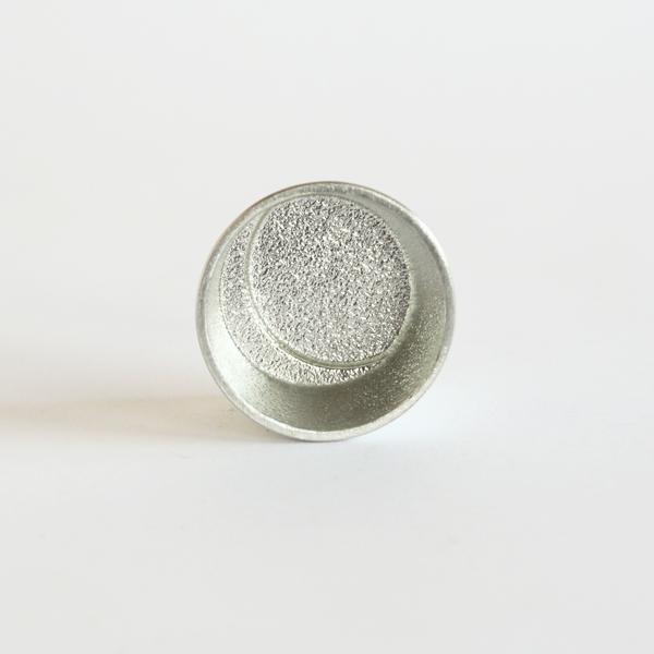 ぐい呑み 月(錫)