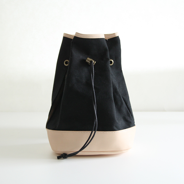 BONSAC SHOULDER BAG BLACK
