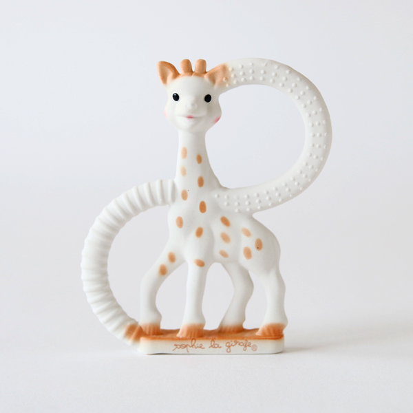 Giraffe Sophie Teething ring