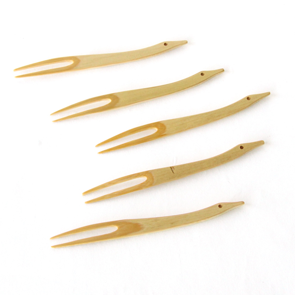Crane fork Set of 5