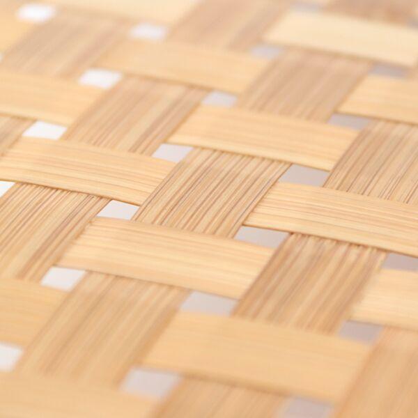 四つ目編みランチョンマット
