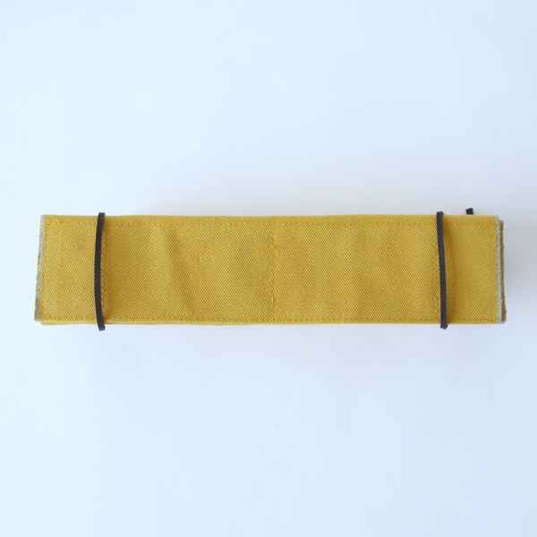 Cutlery case cotton canvas