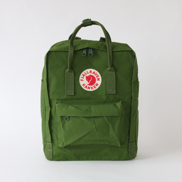 2WAY Kanken bag Leaf Green