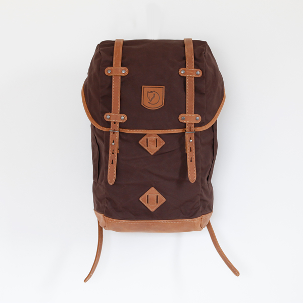 Rack sack Large Brown