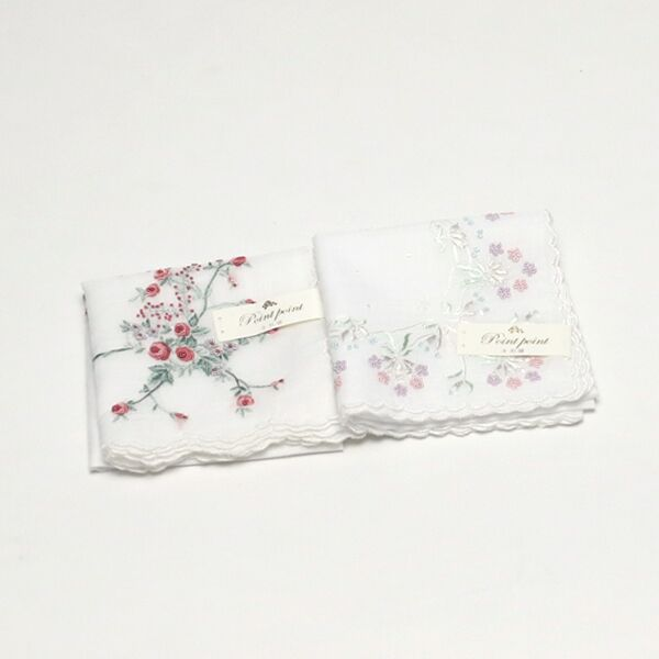 POINT POINT  HANDKERCHIEF FLOWER