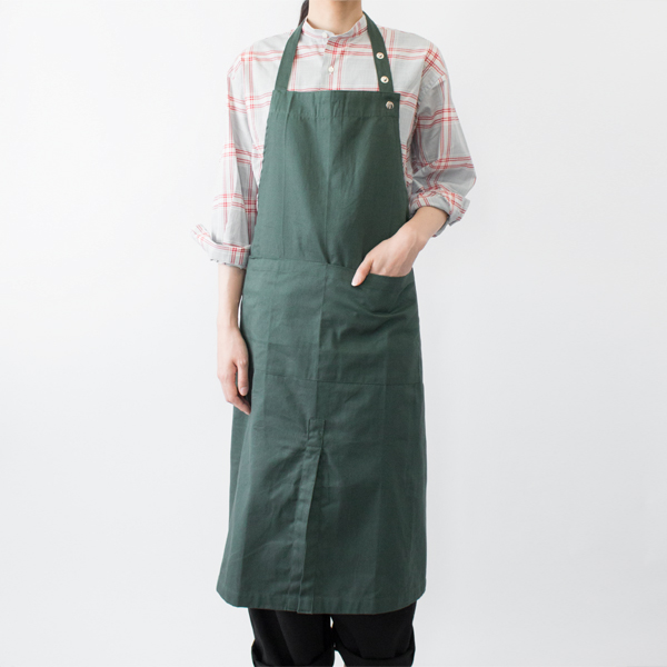 APRON WITH POKET