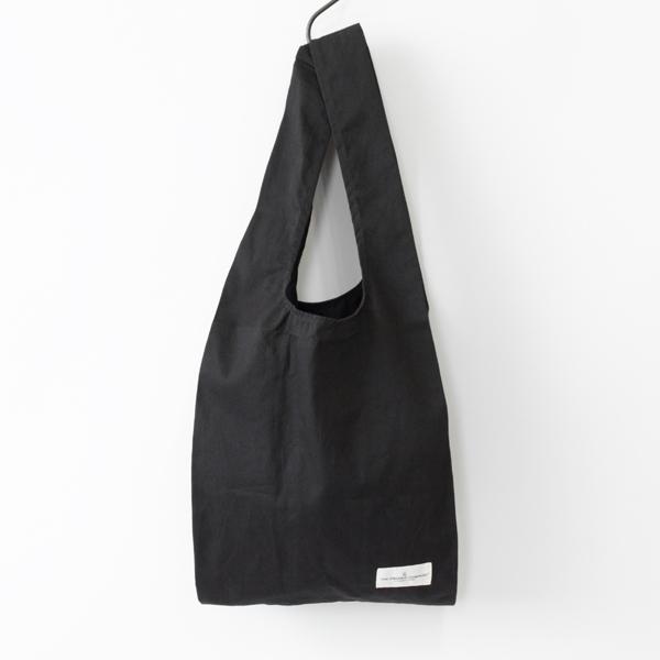 ジオーガニックカンパニーの黒のグロサリーバッグ