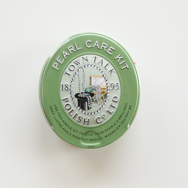 Pearl care kit canned type