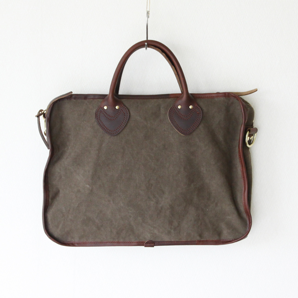 BRIEFCASE OLIVE