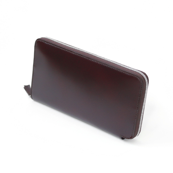 CORDOVAN LONG WALLET(Brown)
