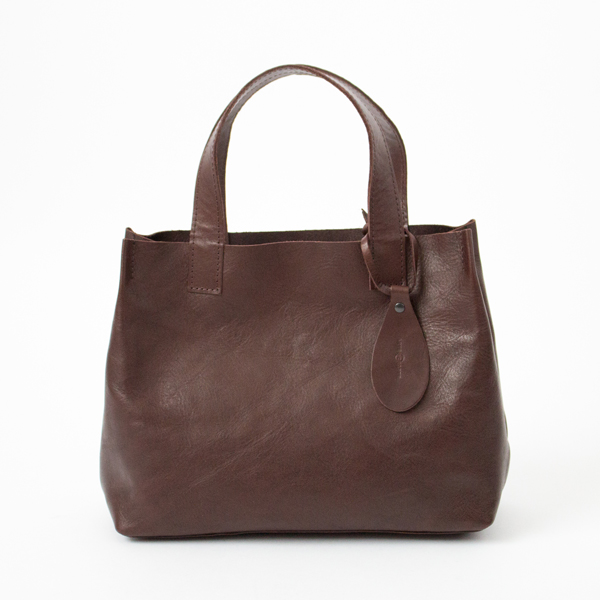 【別注】HORSE LEATHER MINI TOTE(CHOCO)