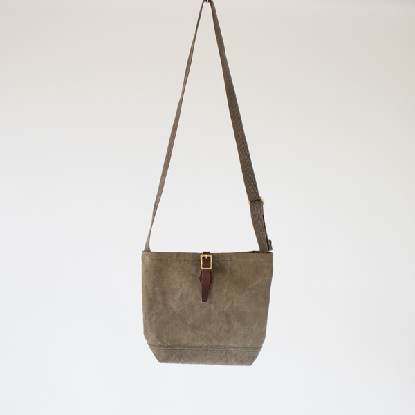 BUCKET SHOULDER(OLIVE)