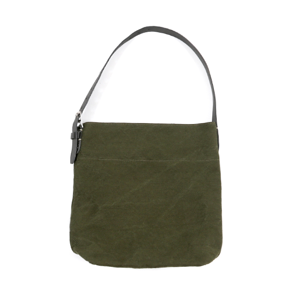 ONE STRAP SHOULDER(OLIVE)