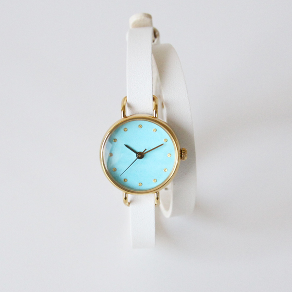 Watch Konairo Asagi Women Azurmalachite