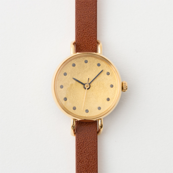 WRIST WATCH GOLD