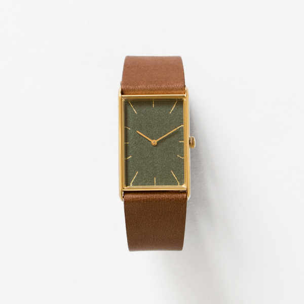 Watch Konairo iwatubaki gold belt brown