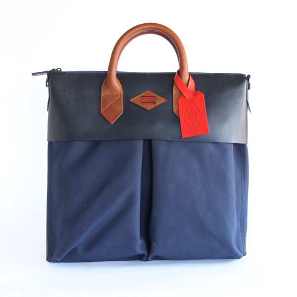 BAG SAC 21H Bleu Blue