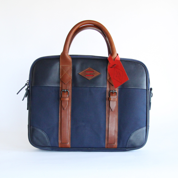 BUSINESS BAG PORTE DOCUMENT Bleu Blue