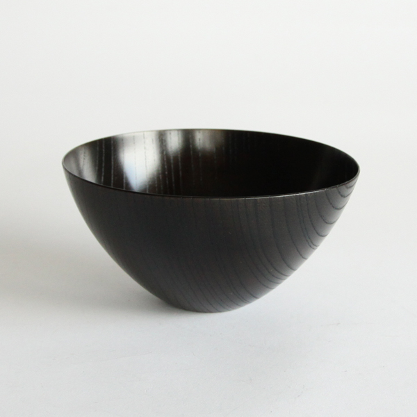USUBIKI BOWL BLACK