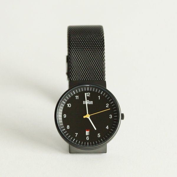 Watch BNH0032 Mesh BK