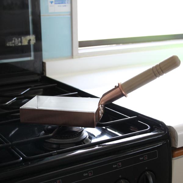 玉子焼鍋 関西型 1〜2個用