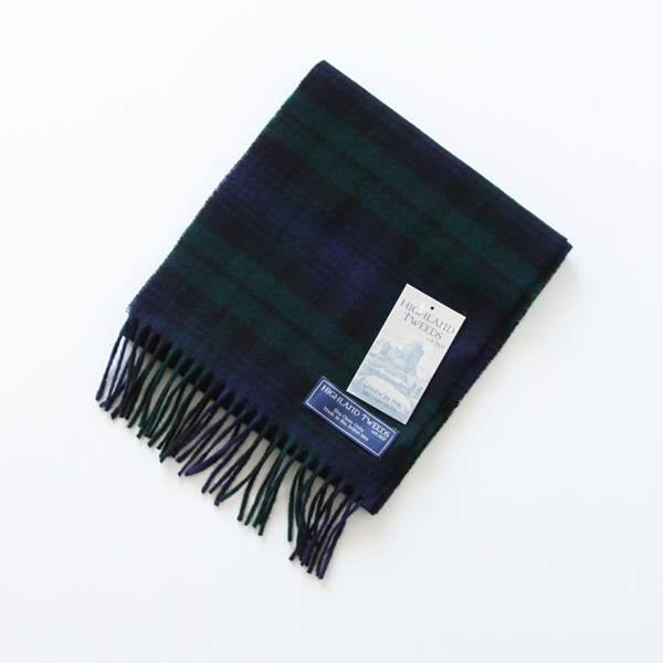 Tartan Scarves  BLACKWATCH
