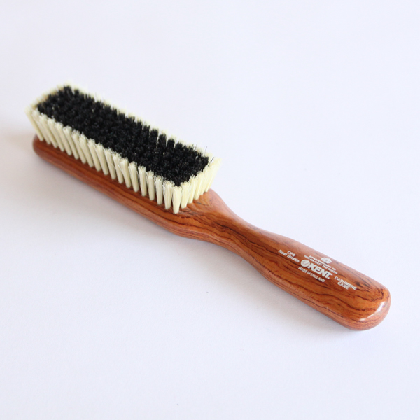 Cashmere care clothes brush