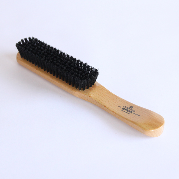 Wool care clothes brush