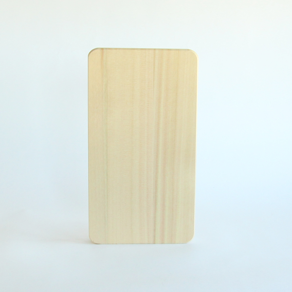 Cypress cutting board mini