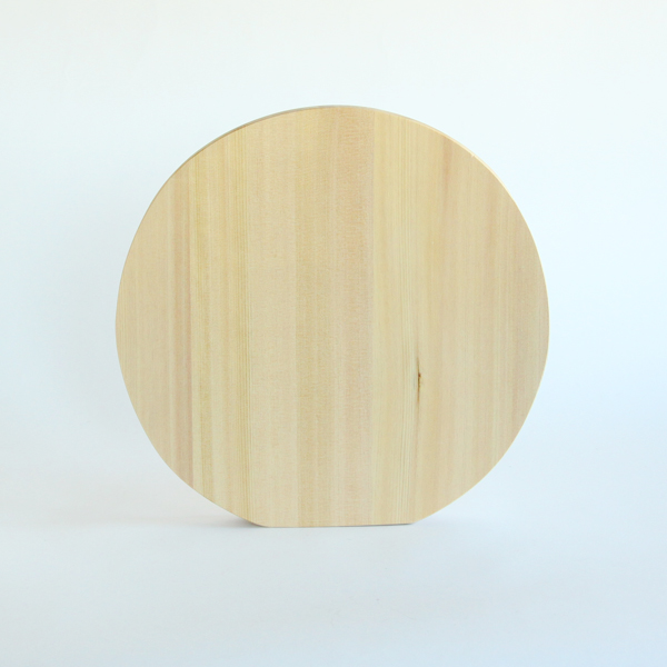 Cypress cutting board M28
