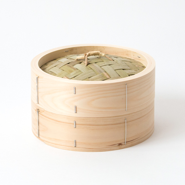 CYPRESS BAMBOO STEAMER 21