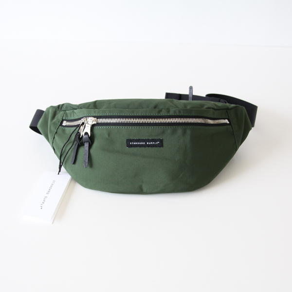 FANNY PACK GREEN