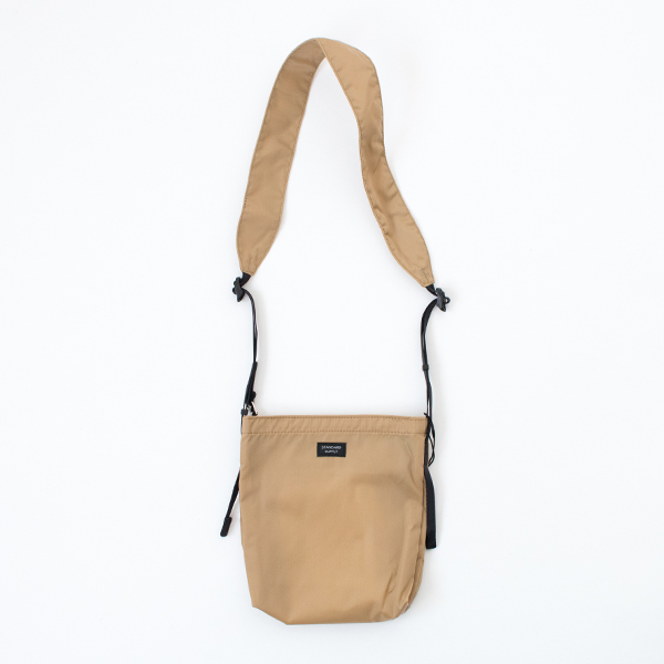 PACKABLE SHOULDER S BEIGE