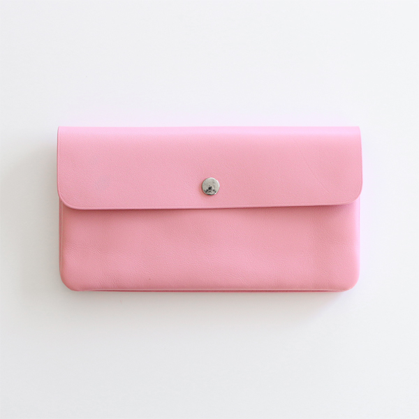 LONG FLAP WALLET(ロングフラップウォレット)(PINK)