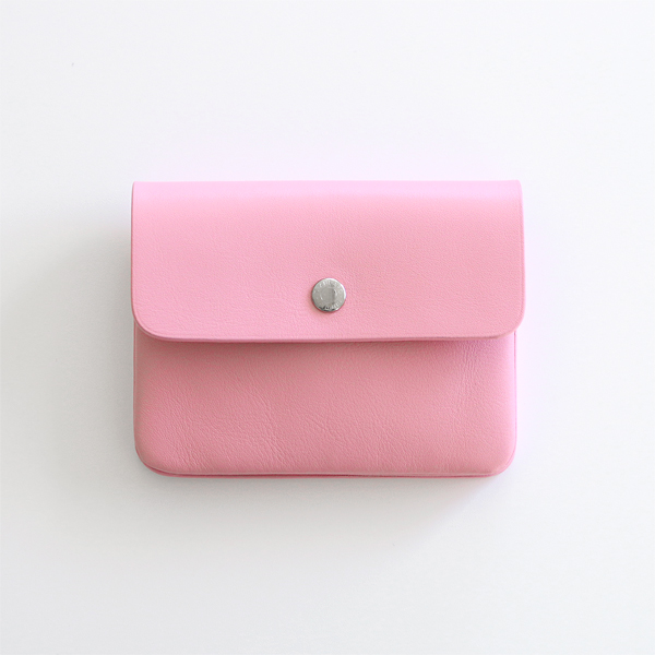 FLAP WALLET(フラップウォレット)(PINK)